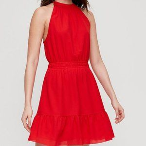 Aritzia Wilfred Effet Mini Dress
